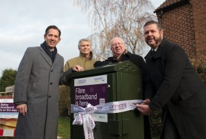Grafham Cabinet Launch