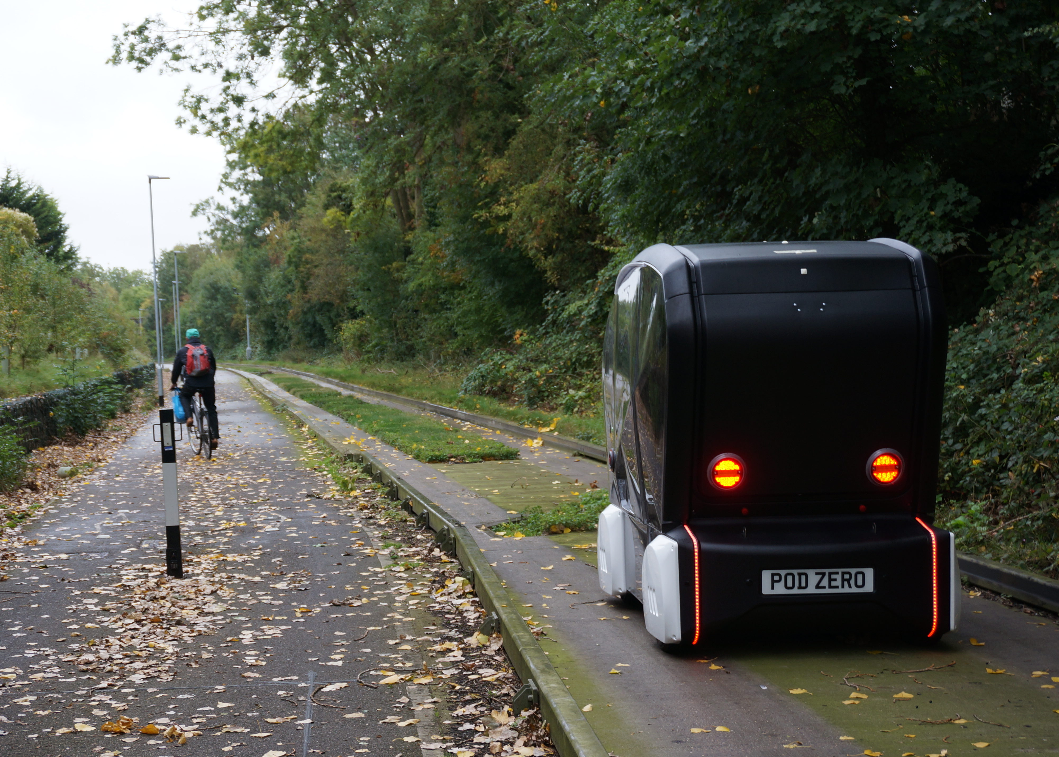RDM starts autonomous vehicle testing on Cambridge Guided Busway project