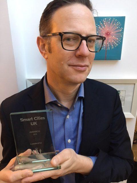 Smart Cambridge Leadership Award