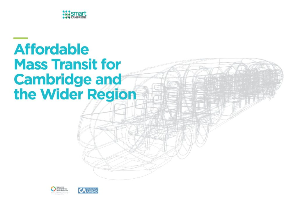 Affordable Very Rapid Transit (AVRT) Report. Vol 2. System Architecture Options