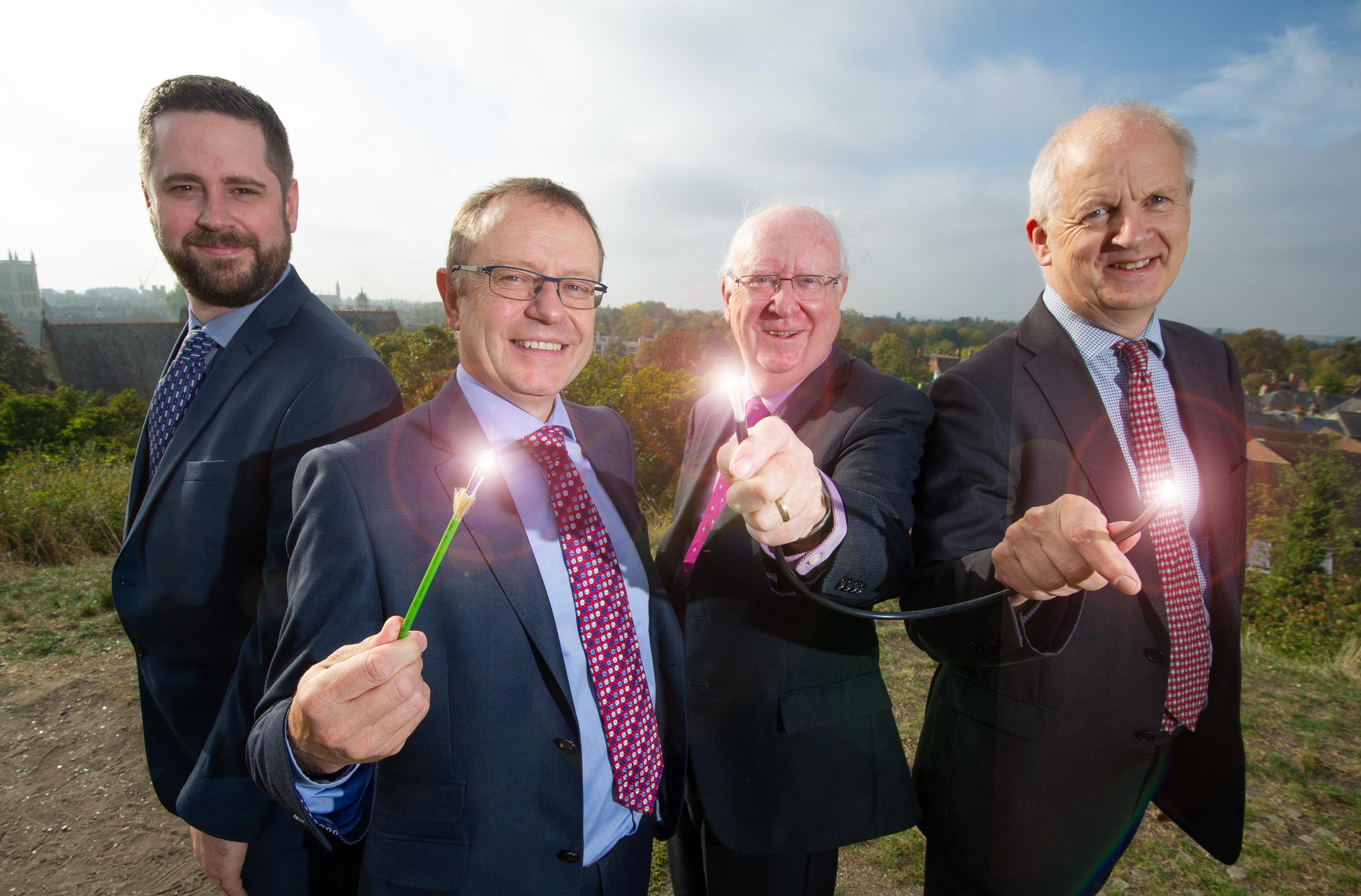 Cambridge next in line for full fibre transformation