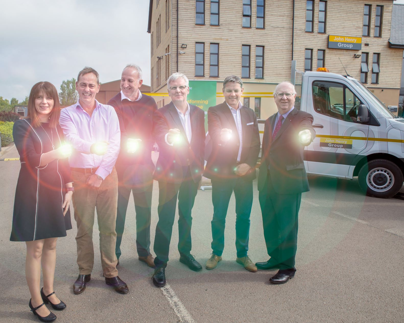 Work starts on Cambridge's Gigabit City transformation