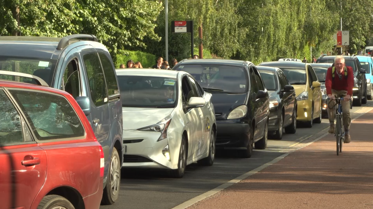 Sensor technology could herald the end of the traffic jam