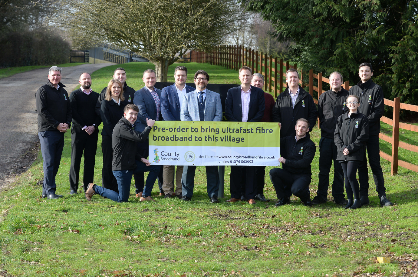 Full-fibre broadband rollout announced in rural South Cambridgeshire villages