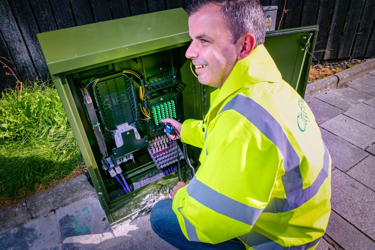New CityFibre contract awarded as part of £20m digital investment in Cambridge
