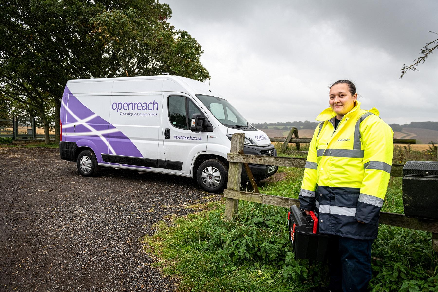 Openreach to upgrade thousands across Cambridgeshire to Full Fibre