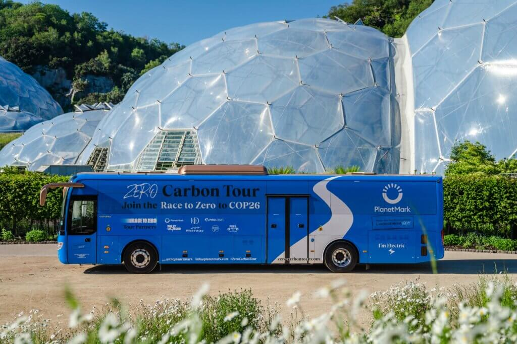 Mayor's 'Net Zero' call to action puts the Bus into Business
