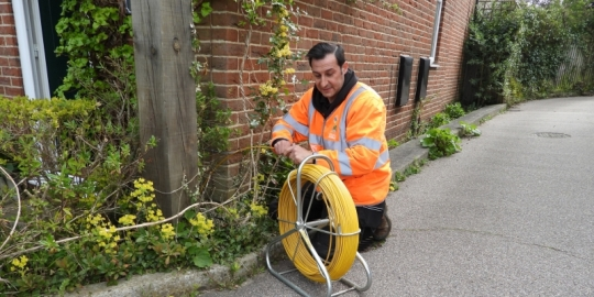County Broadband announces Fowlmere, Newton and Thriplow as first live villages in Cambridgeshire rollout